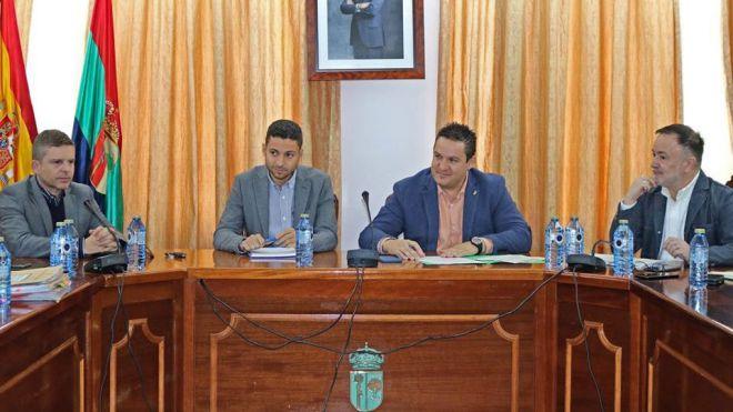 Arona acuerda con el Cabildo la reforma integral del paseo de Las Vistas con una inversión de 3,6 millones de euros