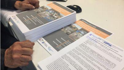 La Unión de Asociaciones presenta al Cabildo el Plan Trasierra
