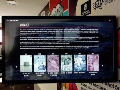 CineMap Gran Canaria reunirá en una página web la historia del cine en las islas Canarias