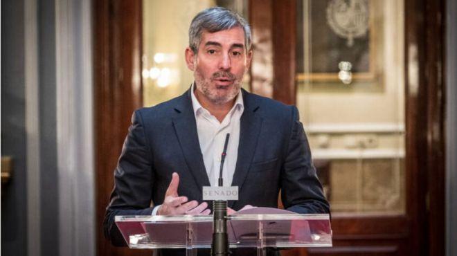 Clavijo impulsa junto a Mes Per Mallorca la creación de la Comisión de Insularidad en el Senado