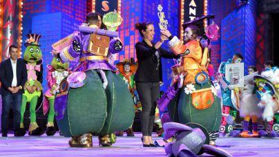 Los Castorcitos logran el primer premio de interpretación en el concurso de murgas infantiles 2020