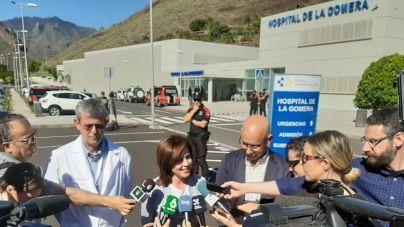 Canarias realiza seguimiento a entre 15 y 20 personas que estuvieron en contacto con el paciente alemán