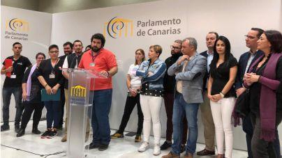 Registrada la proposición de ley para la protección integral de las personas trans e intersex en Canarias
