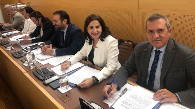 El PP apoya una acción inmediata en La Campana, que evite vertidos de aguas residuales al mar