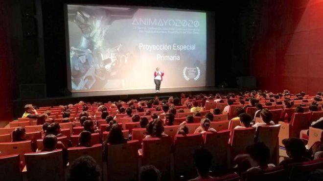 Lanzarote proyecta el Palmarés Internacional Animayo Infantil, antesala de Animayo Lanzarote