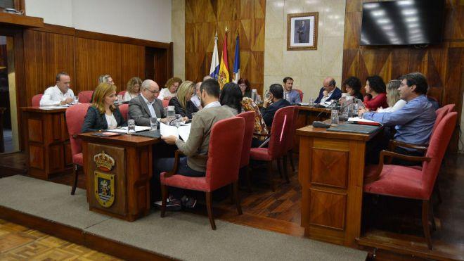 El Cabildo declara el estado de emergencia climática en La Palma