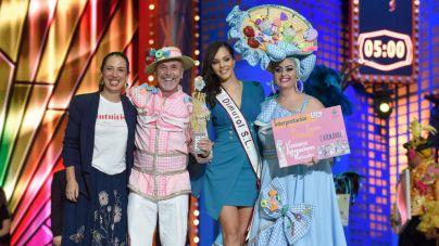 Caña Dulce revalida el primer premio de interpretación en el concurso de agrupaciones musicales