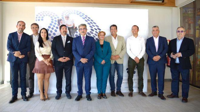 Rodríguez respalda las demandas de los empresarios del Sur de Tenerife