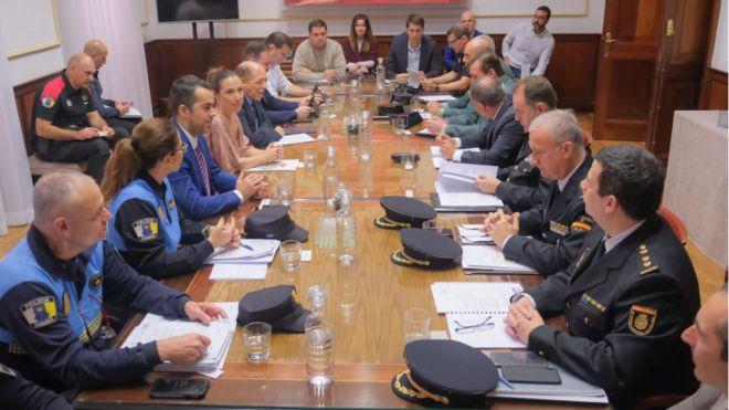 Más de 1.500 efectivos velarán por la seguridad del Carnaval de Santa Cruz de Tenerife
