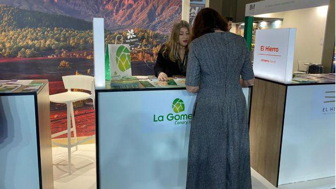 La Gomera apuesta por la naturaleza en la feria más importante del norte de Italia