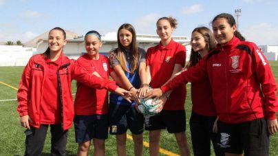 Tías acoge el Campeonato Nacional de Fútbol Femenino de las categorías sub 15 y sub 17