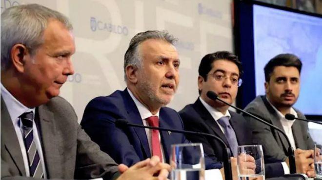 Las obras de la Circunvalación de La Laguna empezarán en 2022 y costarán unos 130 millones de euros