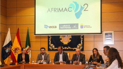 El Cabildo presenta la puesta en marcha de AFRIMAC II