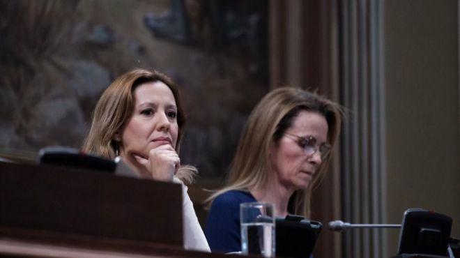 Rosa Dávila lamenta que el Gobierno de Canarias no exija flexibilizar la regla de gasto y cree nuevos impuestos