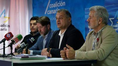 CC-PNC denuncia que el Pacto de las Flores impone una Vía Exterior encubierta para La Laguna