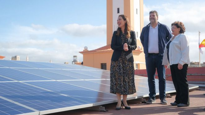 La Recova reducirá a la mitad su consumo eléctrico con la instalación de paneles solares