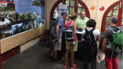 El Parque Natural de Las Nieves recibió casi 160.000 visitantes durante 2019