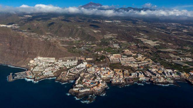 Santiago del Teide es el municipio de Tenerife donde más crece la población con edad inferior a los 65 años