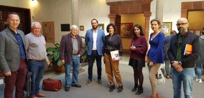 Monterrey aboga por sumar los 14 municipios a la Red de Centros Históricos de Canarias