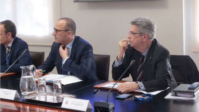 Canarias quiere tener la mayor y más intensa implicación posible en el Sistema de Seguridad Nacional