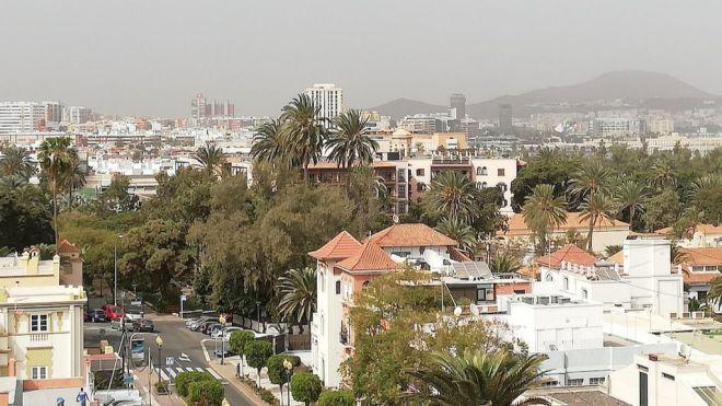 Finaliza la situación de alerta por calimas en Canarias