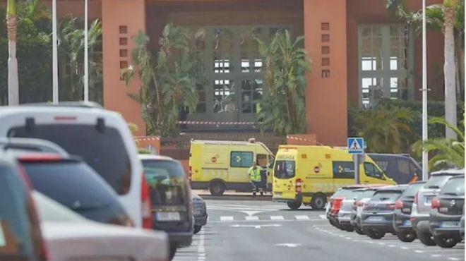 Realizan 'controles sanitarios' y aislan el hotel de Tenerife donde se alojaba el positivo por coronavirus