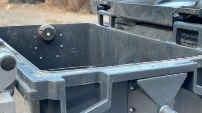 El Ayuntamiento de San Sebastián activará sensores en los contenedores de basura más alejados