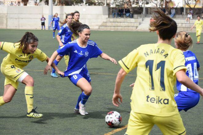 Derrota por la mínima ante el Villarreal