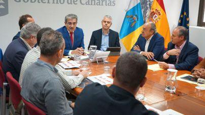 Rodríguez confía en la recomposición de las ayudas a los exportadores canarios tras el Brexit