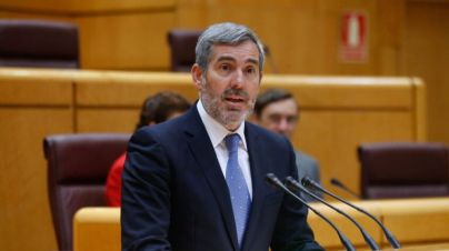 Clavijo lamenta que el PSOE bloquee una enmienda para abaratar la energía eléctrica en Canarias