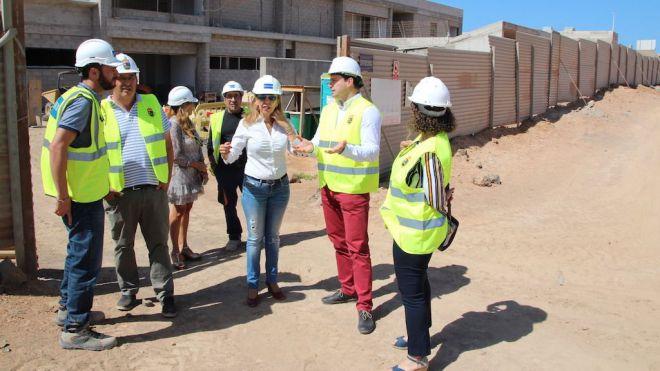 Educación confirma a Yaiza que el CEO Playa Blanca no estará operativo para el inicio del curso 2020 - 2021