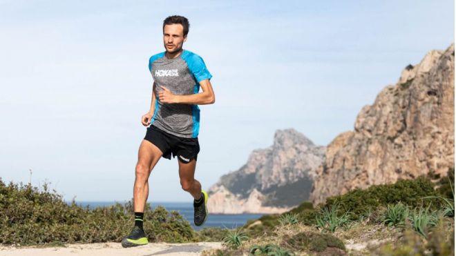 El héroe de la pasada Transvulcania, Thibaut Garrivier, regresa de nuevo a La Palma