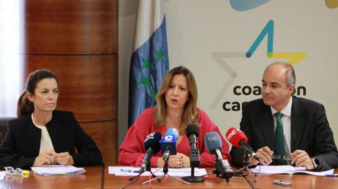 CC-PNC espera clarificar si hubo inacción del Gobierno o irresponsabilidad de la alcaldesa frente a la calima