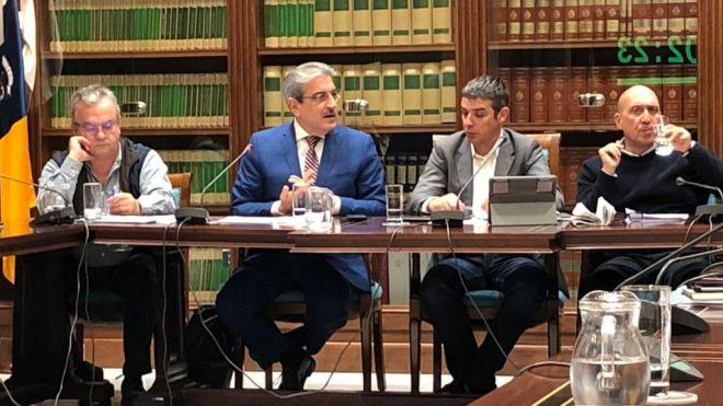 Rodríguez advierte de que no habrá retrocesos en la defensa del fuero canario en Madrid o Bruselas