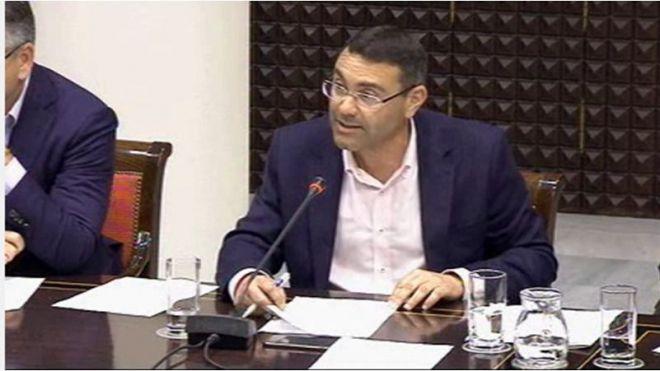 Oswaldo Betancort reclama al Gobierno que recupere los 100 millones de euros de inversión en infraestructuras turísticas