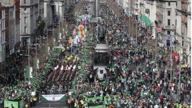 San Patricio cancelado en Irlanda por el coronavirus