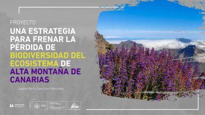 La ULL analiza la estrategia contra la pérdida de biodiversidad en Canarias