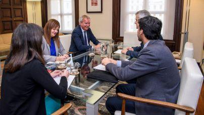 Franquis acuerda con el Ministerio la financiación para la rehabilitación de Las Chumberas, Las Rehoyas y Valterra
