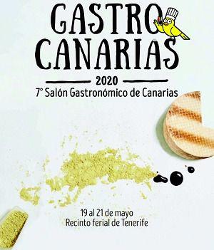 Aplazado el 7º el salón gastronómico 'Gastrocanarias 2020'