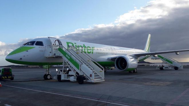 Binter rapatriará a sus pasajeros atrapados en Marruecos