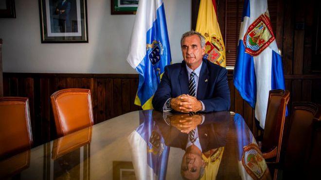 """Enrique Martínez: """"Vamos a trabajar para que ningún socio del RCNT se sienta solo en esta situación"""""""
