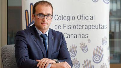 El COFC solicita el cierre de todos los centros de Fisioterapia de la comunidad canaria