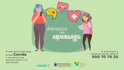 Entra en marcha en Canarias una aplicación que permite unir a personas voluntarias y mayores con necesidades