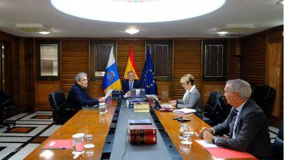Canarias establece controles sanitarios a los viajeros procedentes de la península