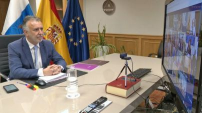 Los presidentes autonómicos recriminan a Sánchez la falta de material sanitario