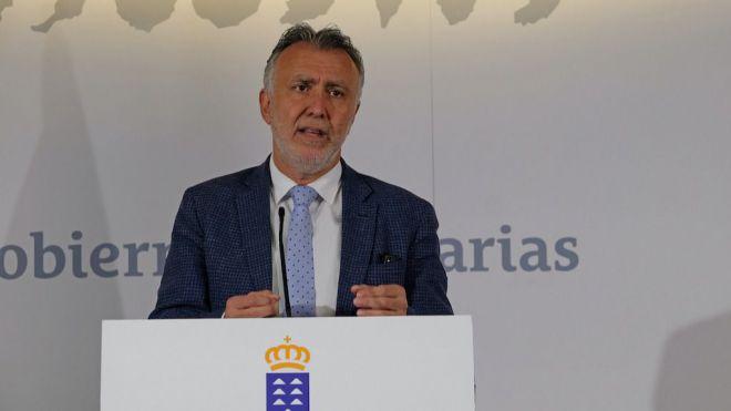 Torres solicita con urgencia material sanitario y que se restrinja la actividad de todos los sectores no esenciales