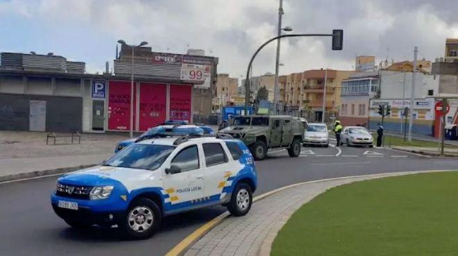 La Policía Local de La Laguna sanciona a más de 50 personas en un solo día por incumplir el estado de alarma