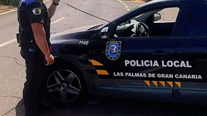Policía Local de Las Palmas de Gran Canaria identifica a 1.914 personas y tramita 538 denuncias