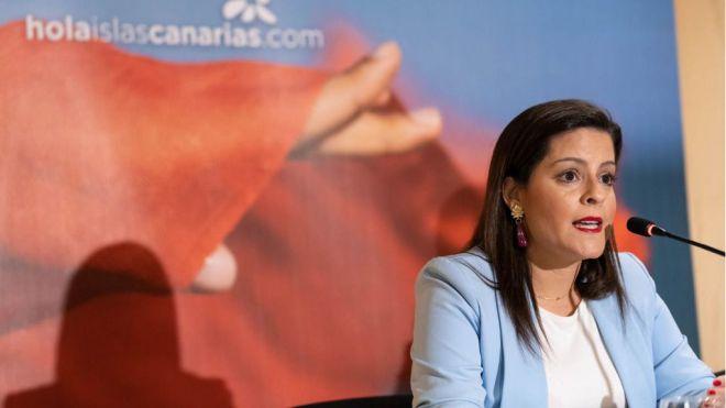 Turismo de Canarias estima que quedarán en las islas unos 16.000 turistas y pide a Madrid concretar la solución alojativa