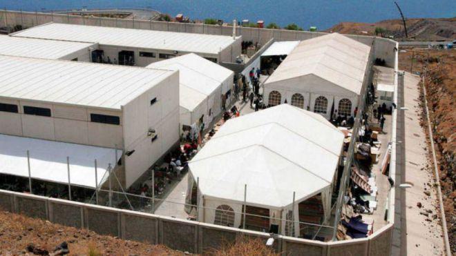 CEP Tenerife solicita que se realicen pruebas del COVID-19 a los efectivos policiales destinados en el CIE de Hoya Fría